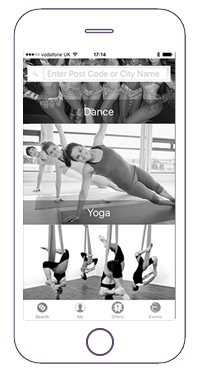 Download the NearYou iPhone app