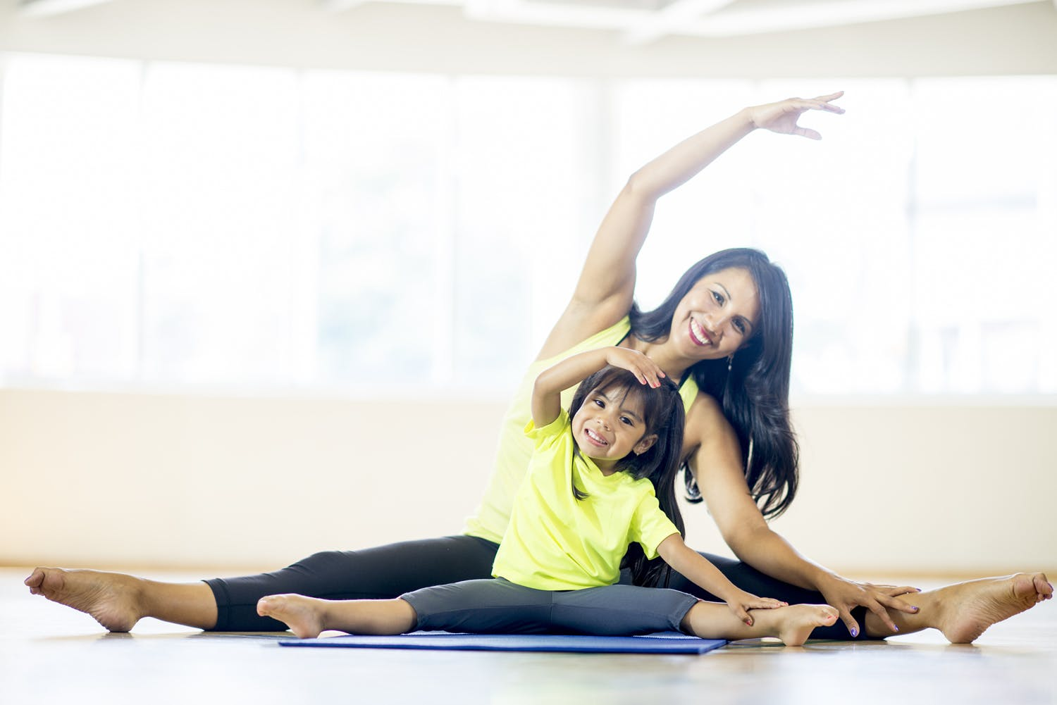Kids And Baby Yoga Classes